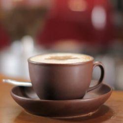Balaton környéki kávézó